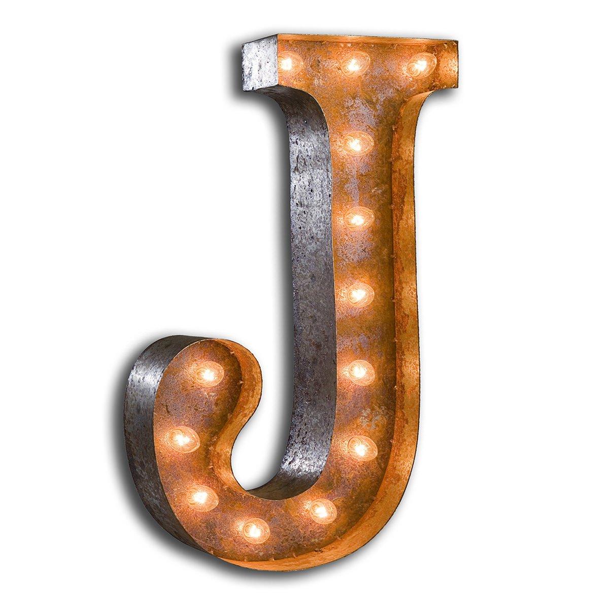 Letter J - 24