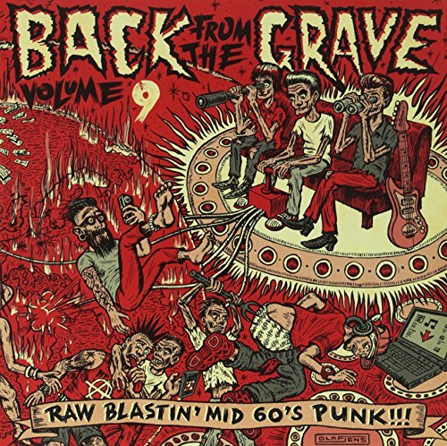 Back from the Grave Vol 9