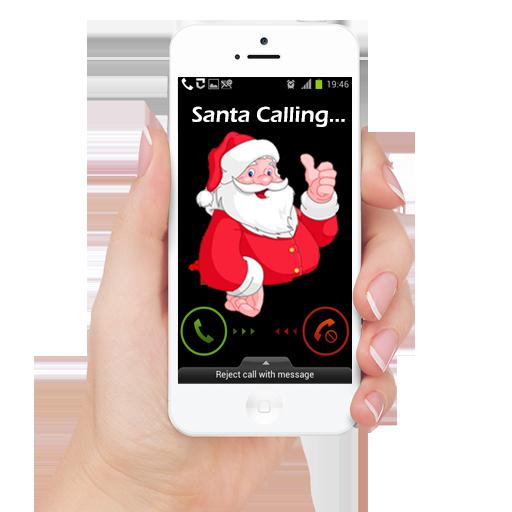 Fake - Santa Calling (Call Santa Free compare prices)
