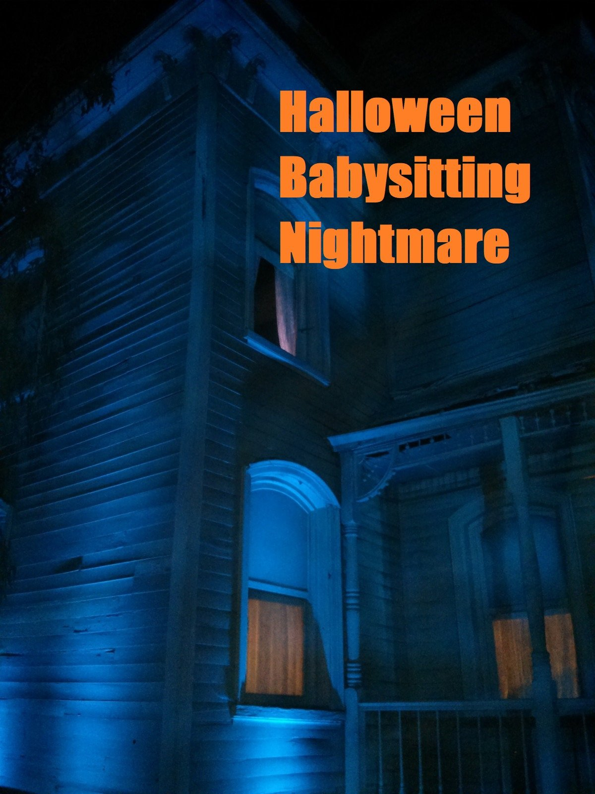 Halloween Babysitting Nightmare