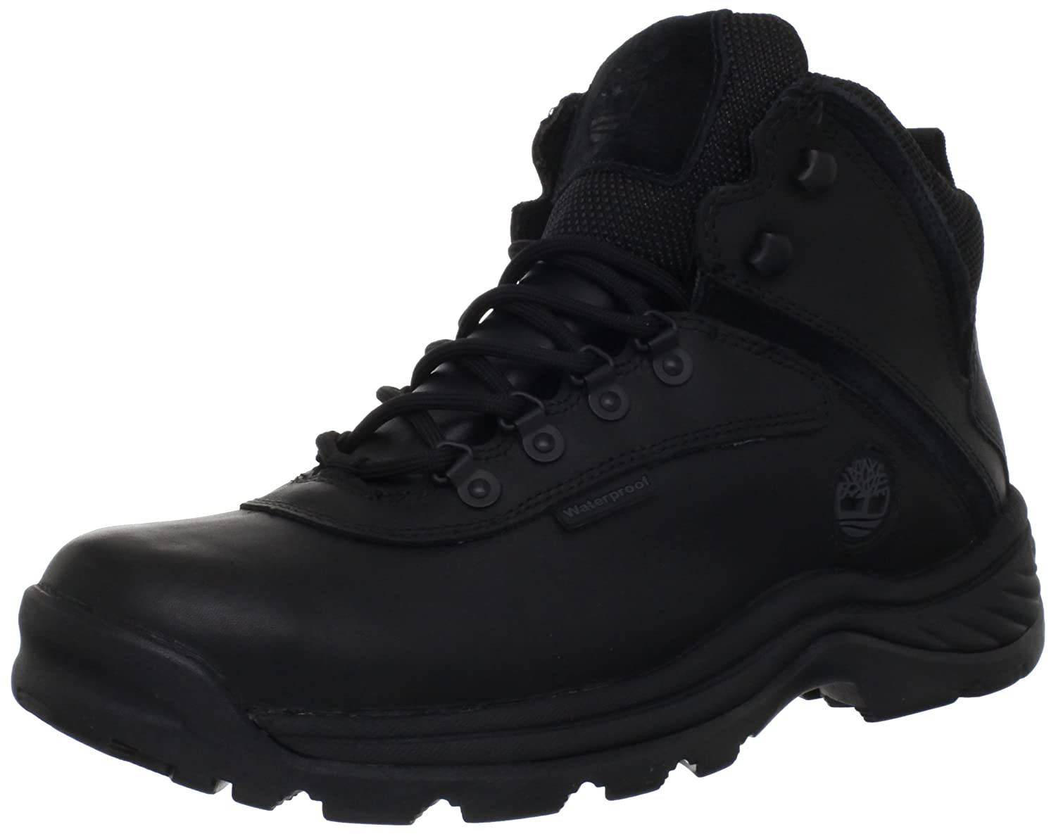 cheap black timberland boots for men