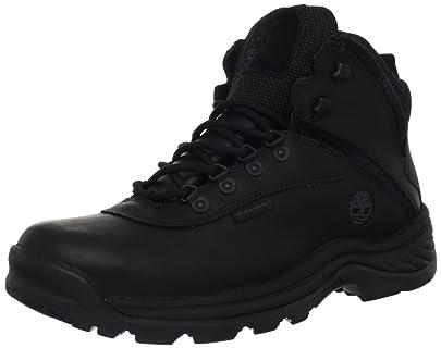 国外网购海淘:Timberland White Ledge 男式防水中帮靴