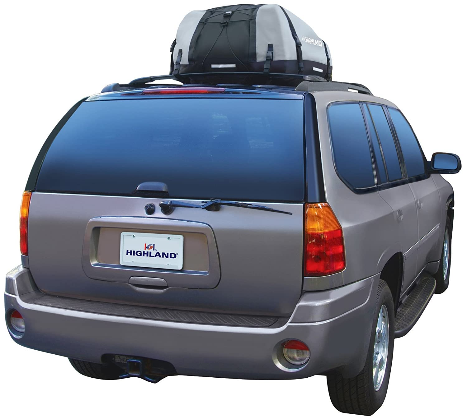 Highland 103980 Car Top Bag Roof Rack Storage Expandable