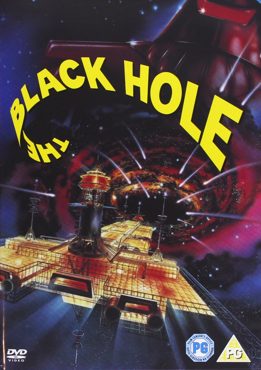 The Black Hole DVD (page 3) - Pics about space