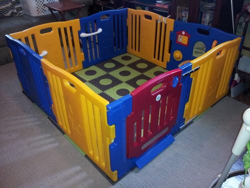 Amazon Com Baby Diego Cub Zone Playpen And Activity