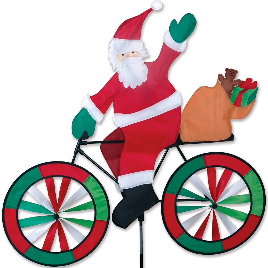 Bikes Kites And More Coupons BIKE SPINNER SANTA