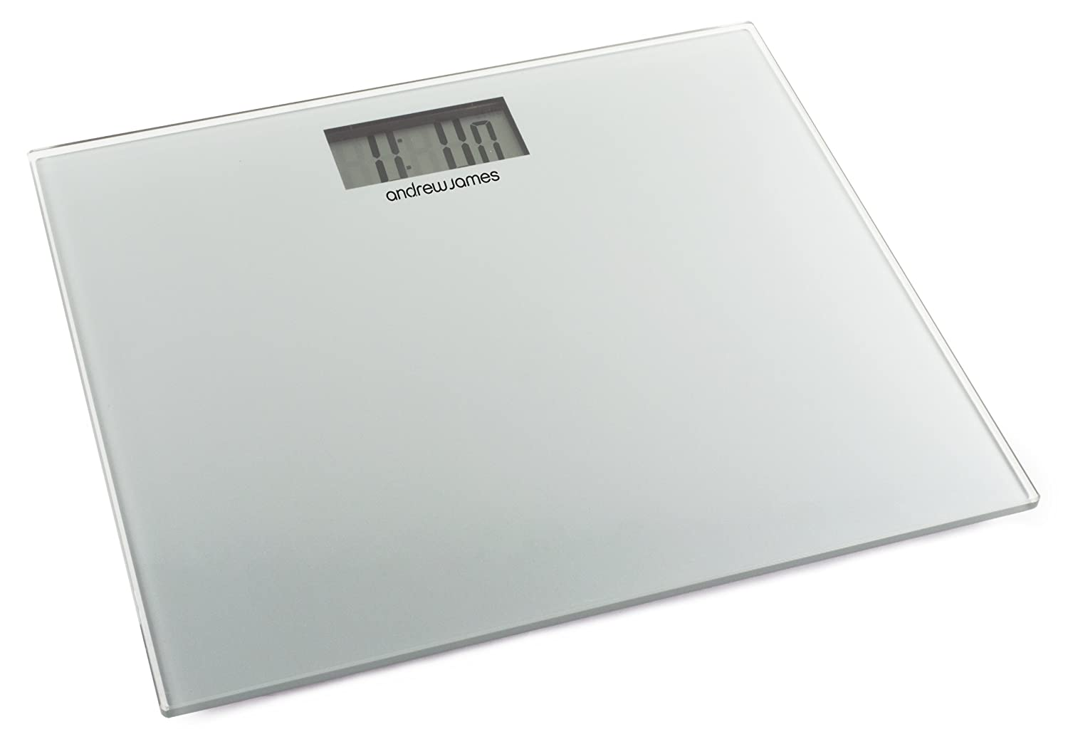 Andrew James Electronic Glass Platform Bathroom Scales