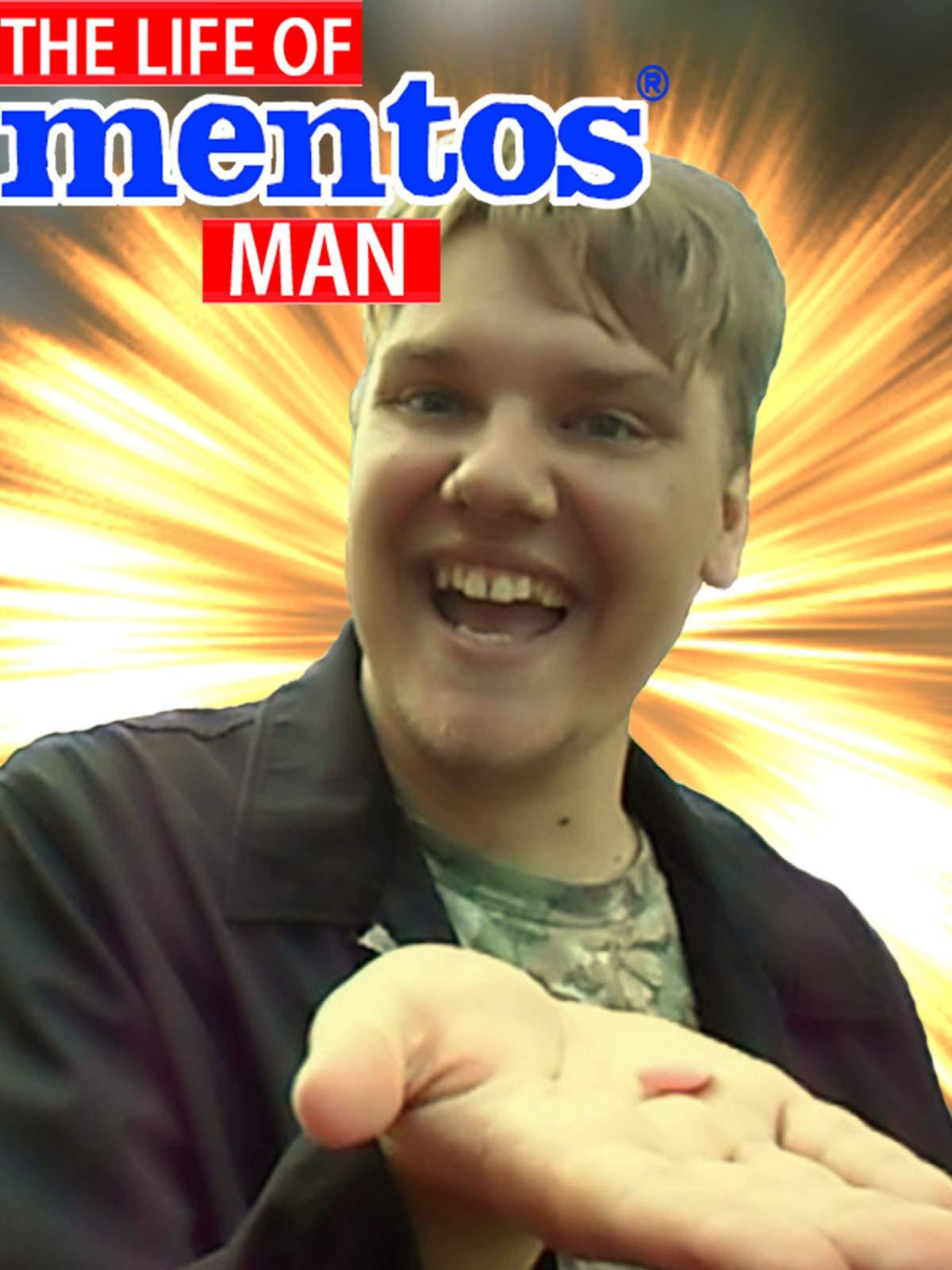 The Life of Mentos Man