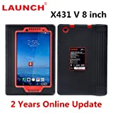 Launch X431 V (X431 Pro) Global Version Wifi/Bluetooth Tablet Full System 100% Original Auto Diagnostic Tool Multi-language Online Update 3 Years Warranty
