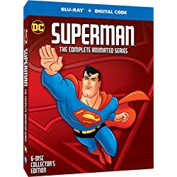 Superman: The Complete Animated Series [Blu-ray]