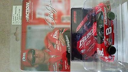 2000 Dale Earnhardt Jr #8 Budweiser Rookie Yellow Stripes No Bull Paint Scheme