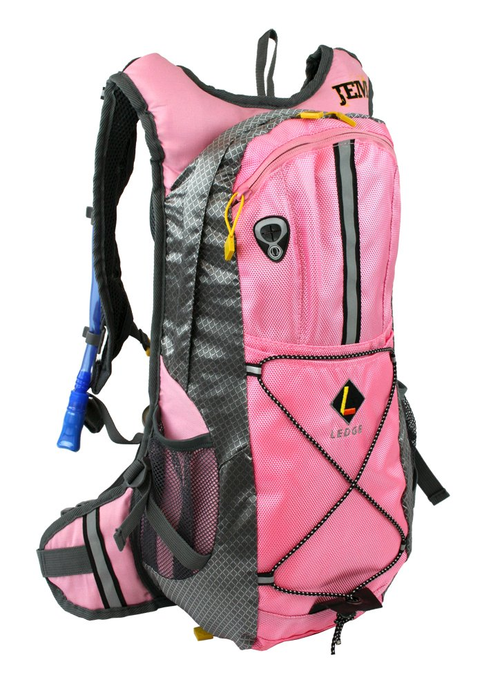 Ledge Sports Jem Hydration Pack in Pink