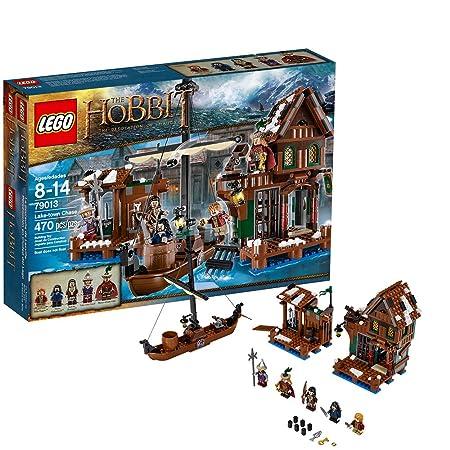 Lego The Hobbit - 79013 - Jeu De Construction - La Poursuite De Lacville