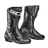 Sidi Performer Gore-Tex Boots (EU 44/US 10) (BLACK) (Color: Black, Tamaño: 44)