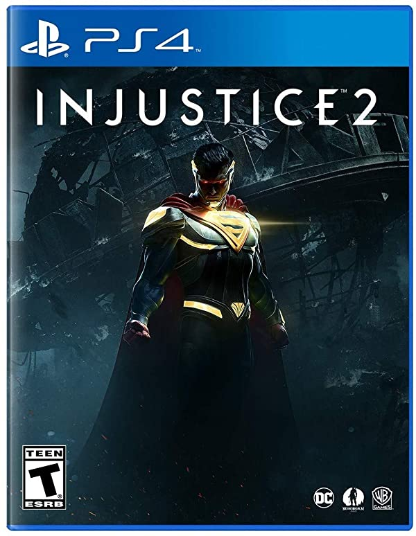 WB Games Injustice 2 - Playstation 4 Standard Edition (2 Pack) (Tamaño: 2 Pack)