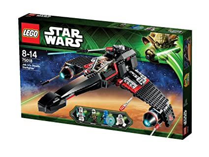 Lego Star Wars - 75018 - Jeu de Construction - Jek - 14's Stealth Starfighter