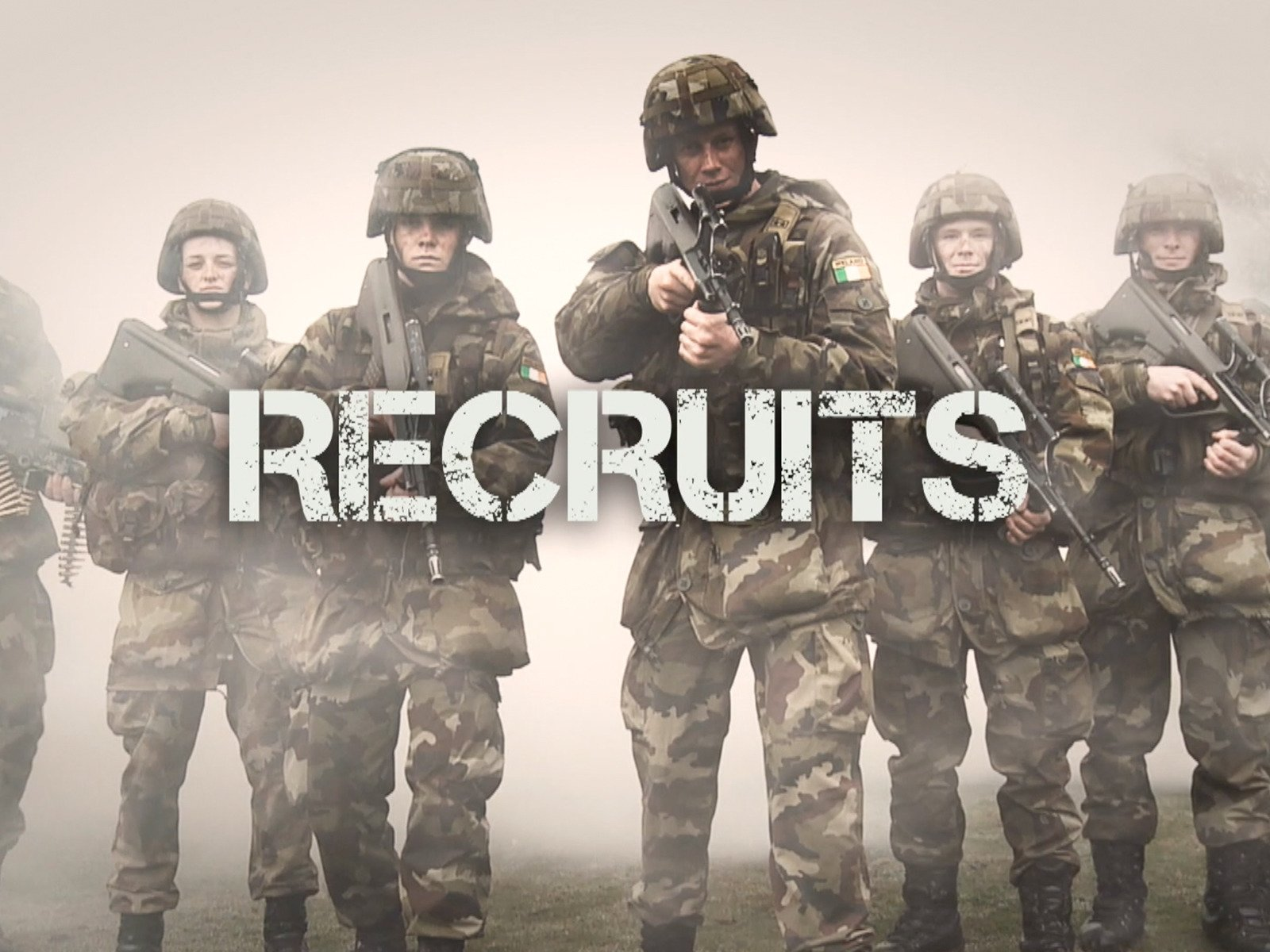 Recruits - Season 1