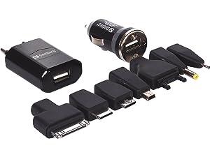 Sandberg - Cargador universal para teléfono móvil  Electrónica Comentarios y descripción más
