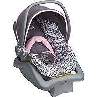Safety 1st Light 'n Comfy Elite Harnessed Infant Car Seat (Gray)