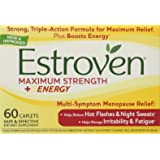 Estroven Maximum Strength, (120 Caplets) (Tamaño: 120 Caplets)