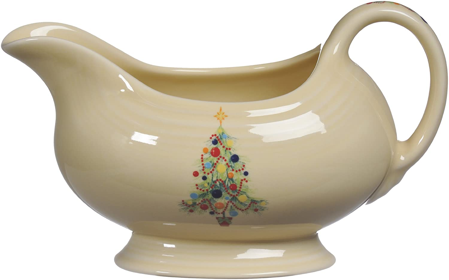 Christmas Tree Gravy Boats