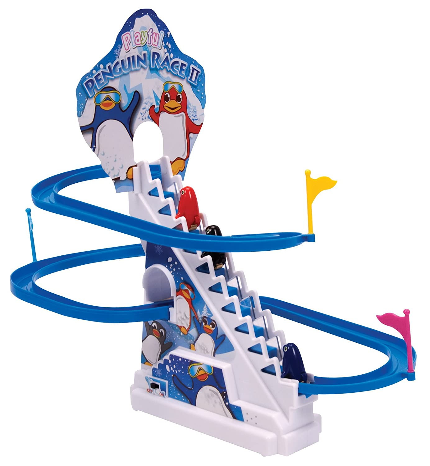 Amazing Toys For Boys : Kid toys play game winter christmas fun activity penguin