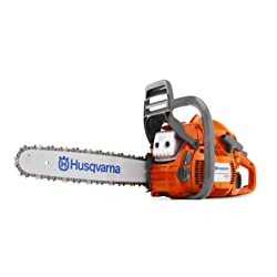 Husqvarna 450 chainsaw review
