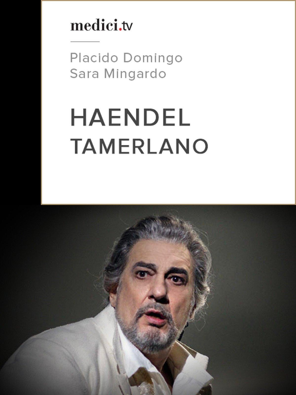 Haendel, Tamerlano