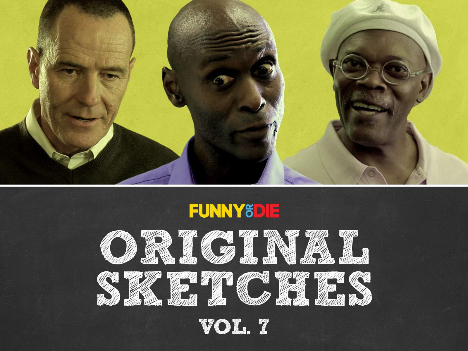 Funny Or Die Original Sketches on Amazon Prime Video UK