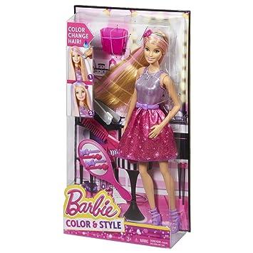Barbie -Cfn47 - Poupée Mannequin - Colour & Style