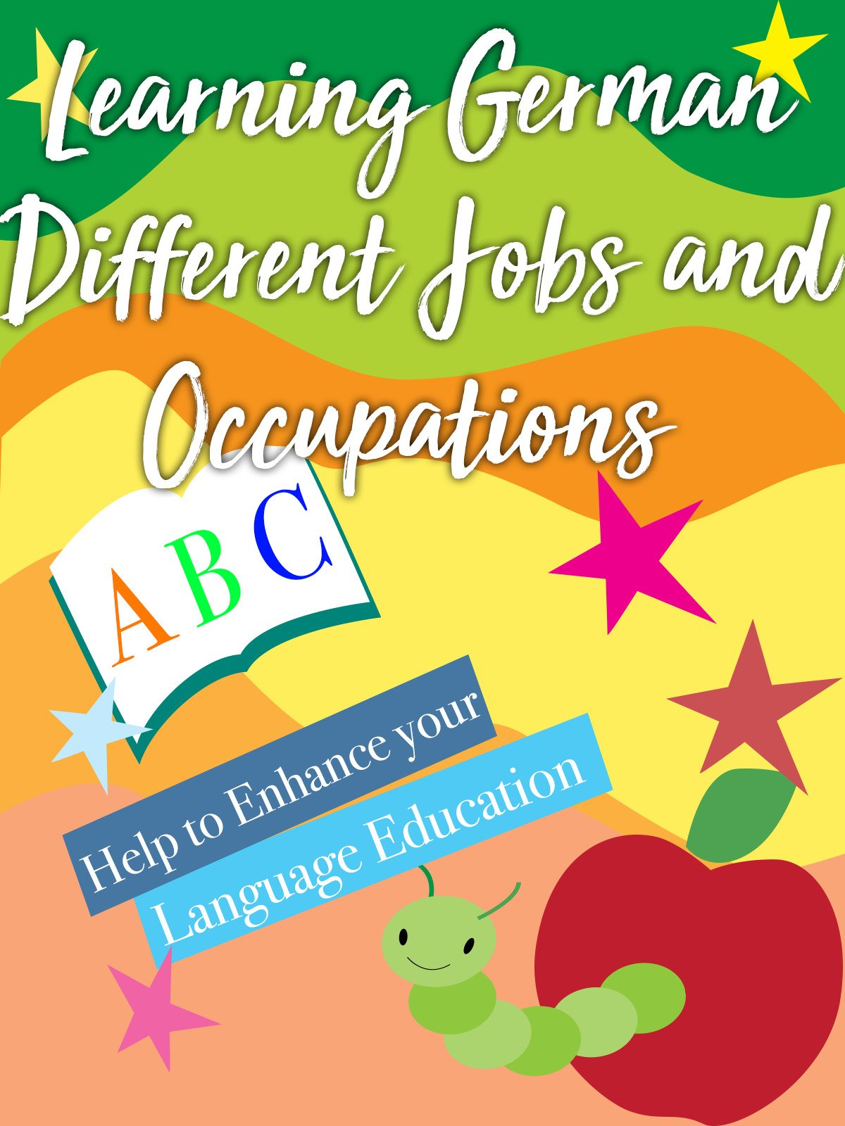 Learning German Different Jobs and Occupations Help to Enhance Language Education on Amazon Prime Instant Video UK