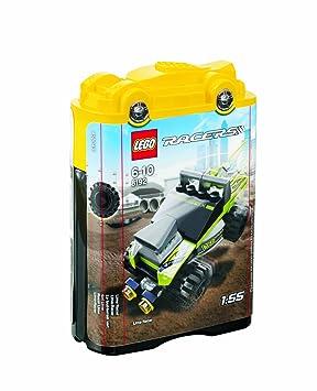 LEGO - 8192 - Jeu de Construction - Racers - Le Tout-terrain - Vert