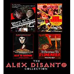 The Alex DiSanto Collection [Blu-ray]