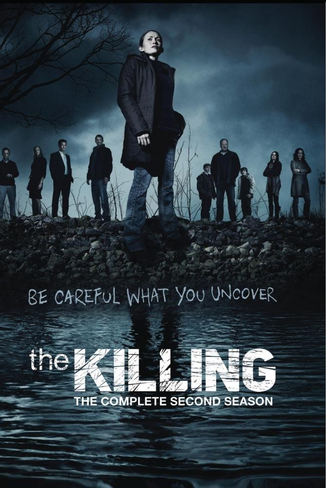 The Killing: Season Two $19.99