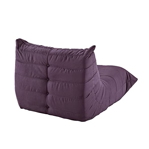 Waverunner Armchair, Purple