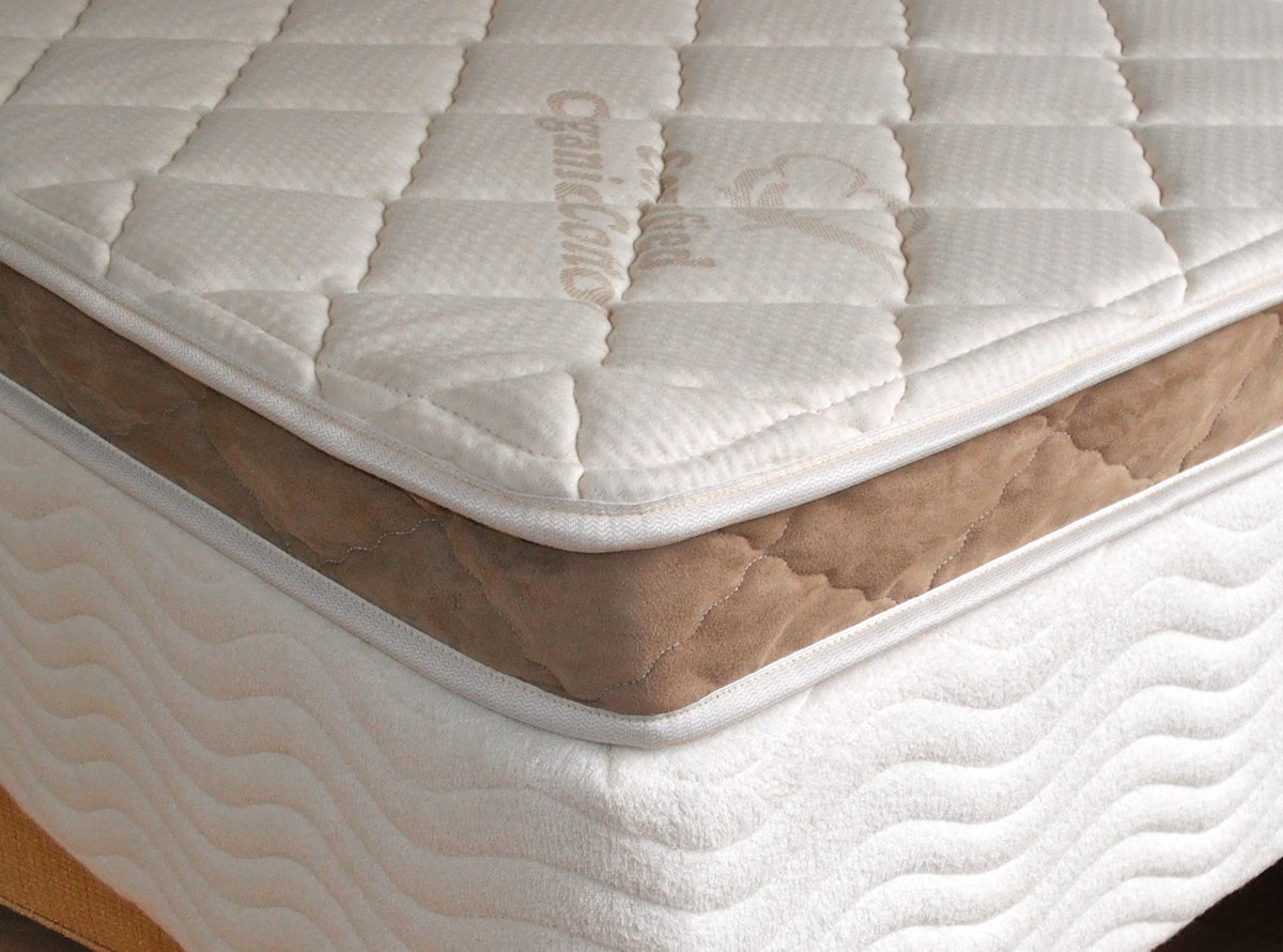 Latex foam mattress california