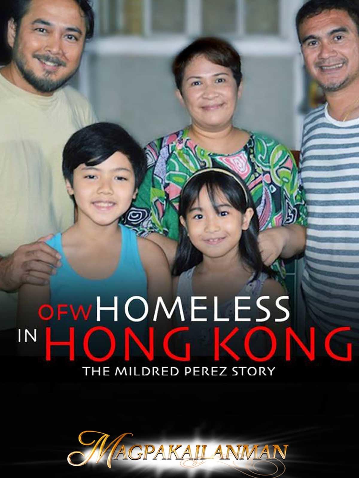 Magpakailanman Homeless in Hong Kong