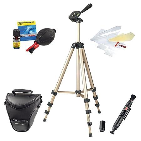 Hama 3A005929 - Accesorios básicos para cámaras réflex (5 piezas)