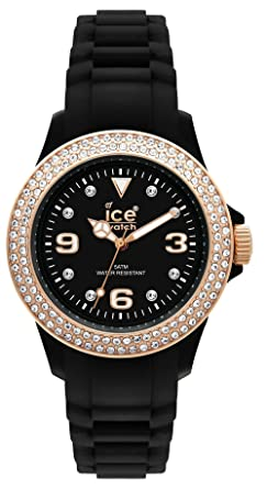 ICE-Watch-Montrefemme- QuartzQuartzAnalogique-Ice-Star ...