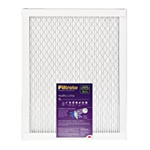 Filtrete Healthy Living Ultra Allergen Reduction Filter, MPR 1500, 16-Inch x 24-Inch x 1-Inch, 6-pack
