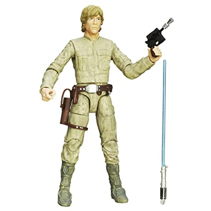 Star Wars The Black Series #11 Luke Skywalker Figurine