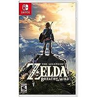 Legend of Zelda: Breath of the Wild for Nintendo Switch