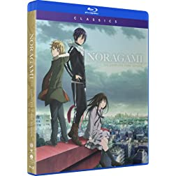 Noragami: The Complete First Season [Blu-ray]