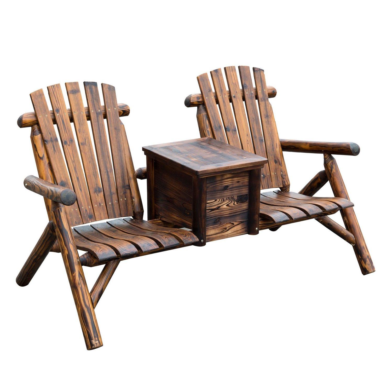 Wooden Adirondack Chairs Comfortable And Stylish
