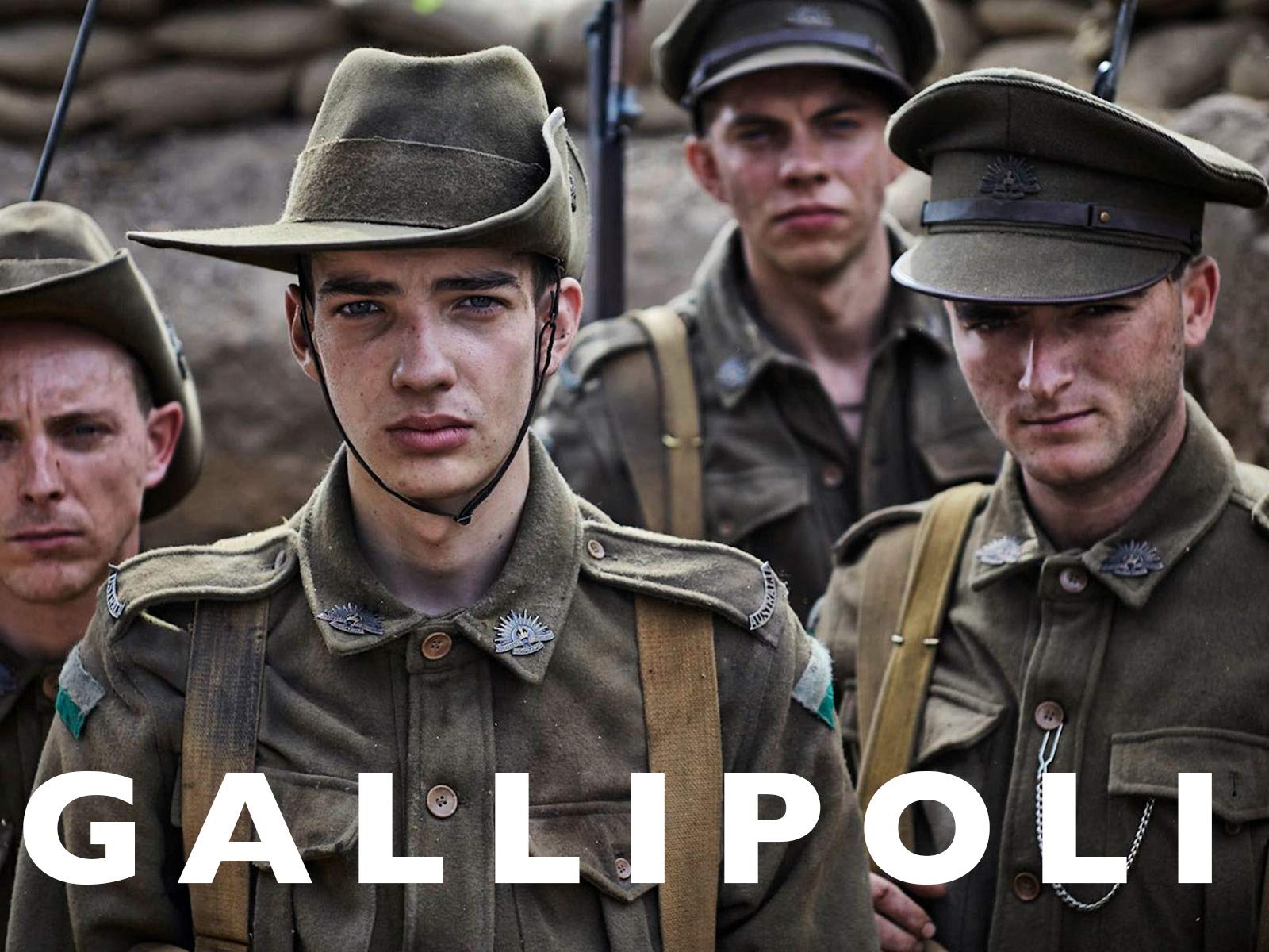 Gallipoli on Amazon Prime Video UK