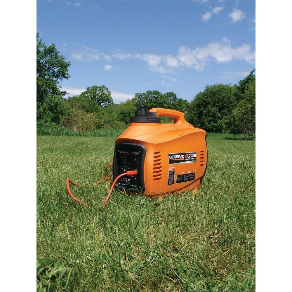 Generac 6719 IX Series 2000 Portable Inverter Generator