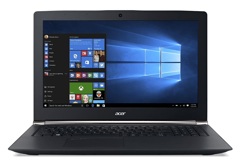 Acer Aspire V15 Nitro Black Edition VN7-592G-71ZL 15.6-inch Full HD Notebook (Windows 10)