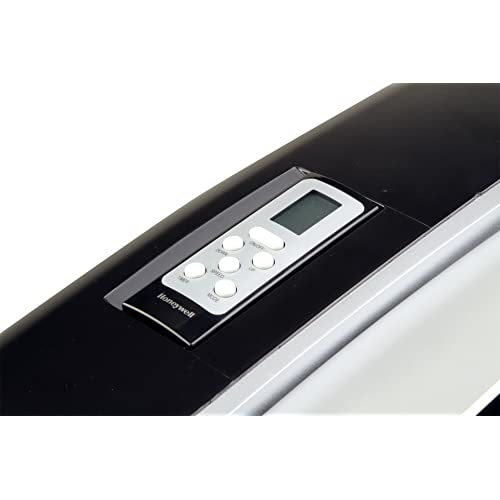 Feather-Touch LCD Controls