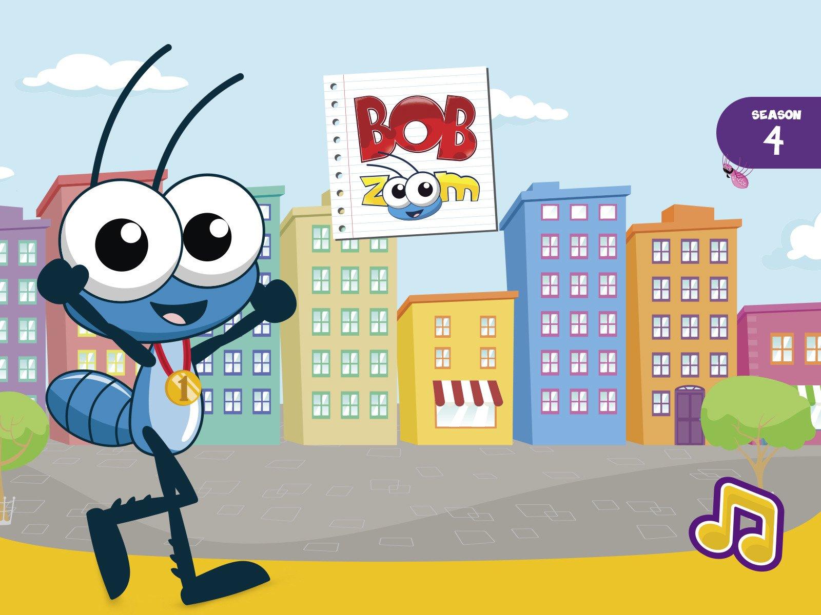 Bob Zoom - Season 4