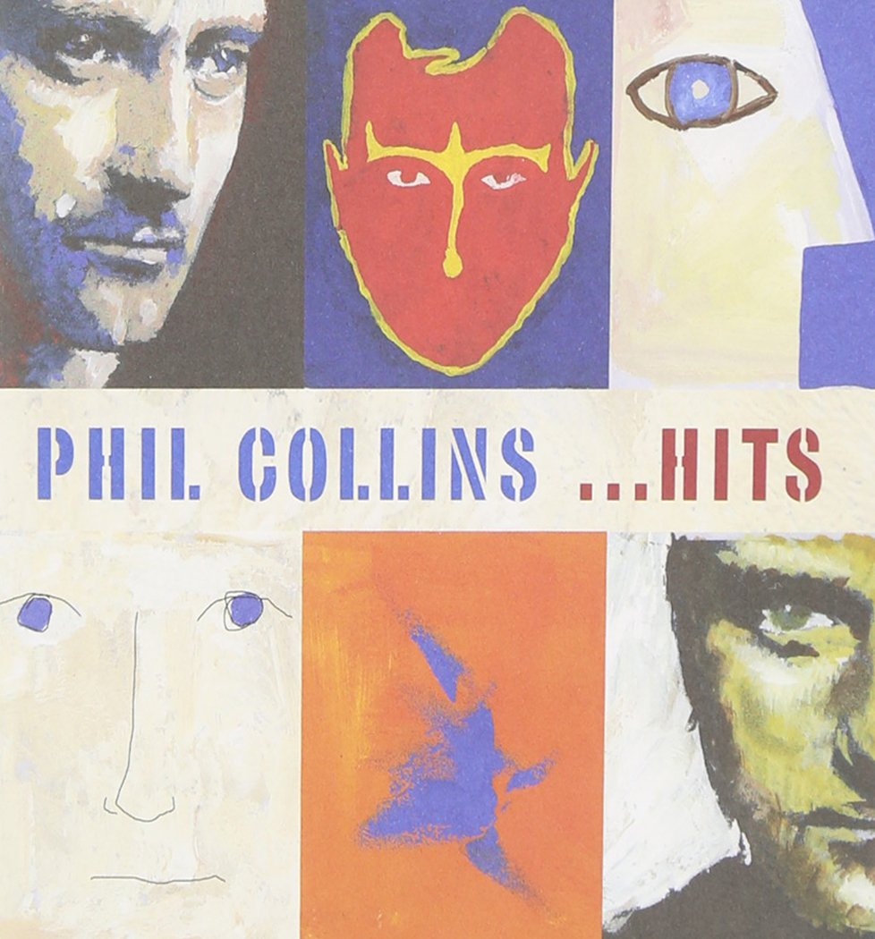 Phil Collins - Discographie (19 Albums) [1981-2004]